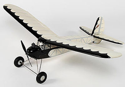 Retro RC Airplane Junior - www.ok-rimr.com